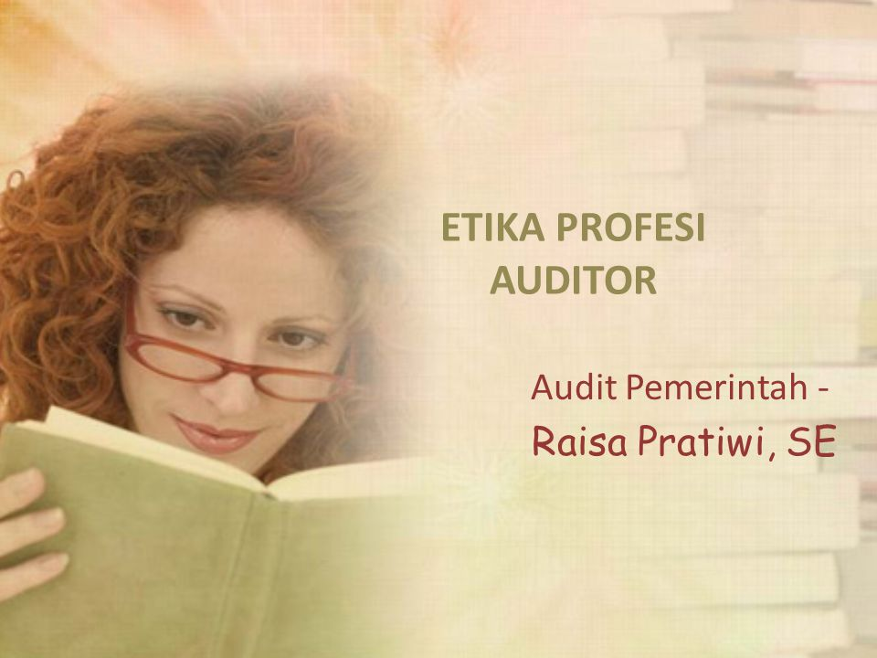 Audit Pemerintah - Raisa Pratiwi, SE