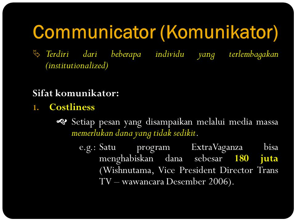 Communicator (Komunikator)