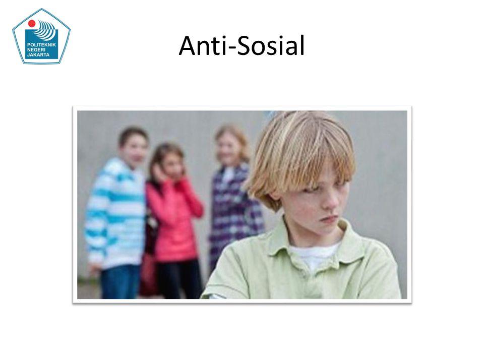 Anti-Sosial