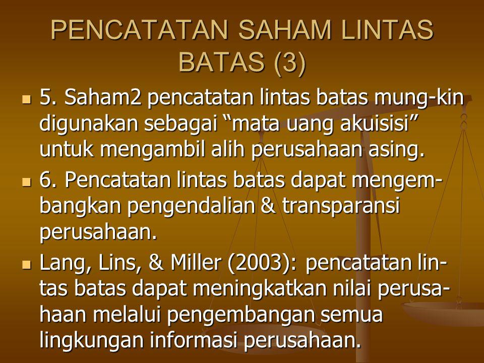PENCATATAN SAHAM LINTAS BATAS (3)