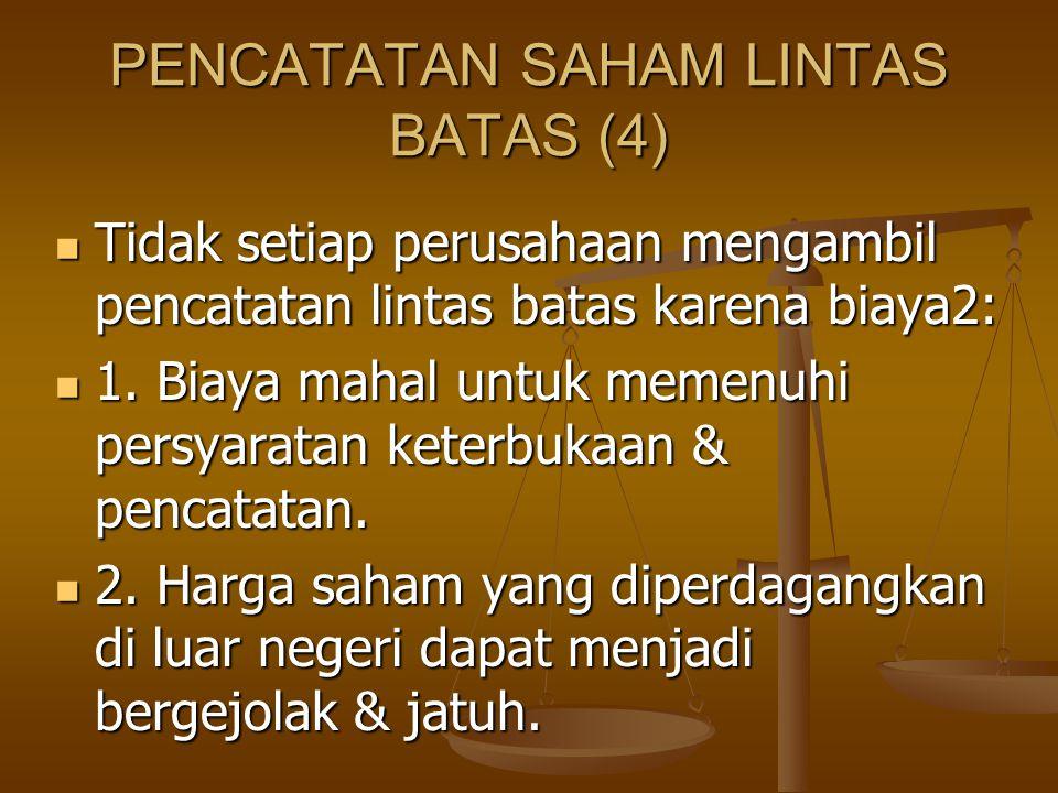 PENCATATAN SAHAM LINTAS BATAS (4)