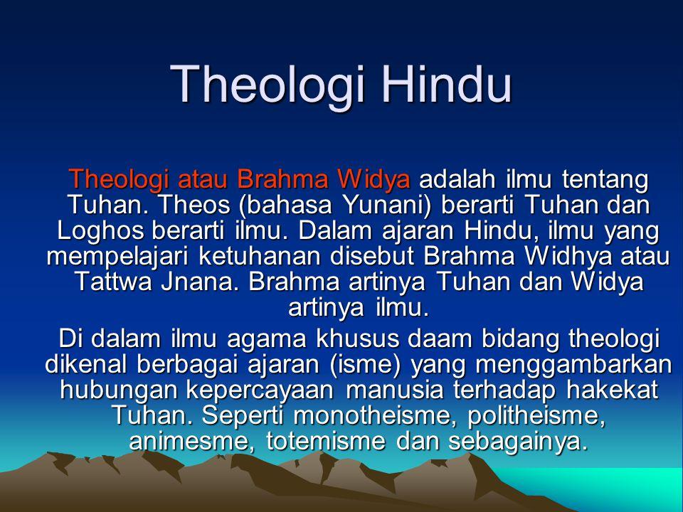 Theologi Hindu