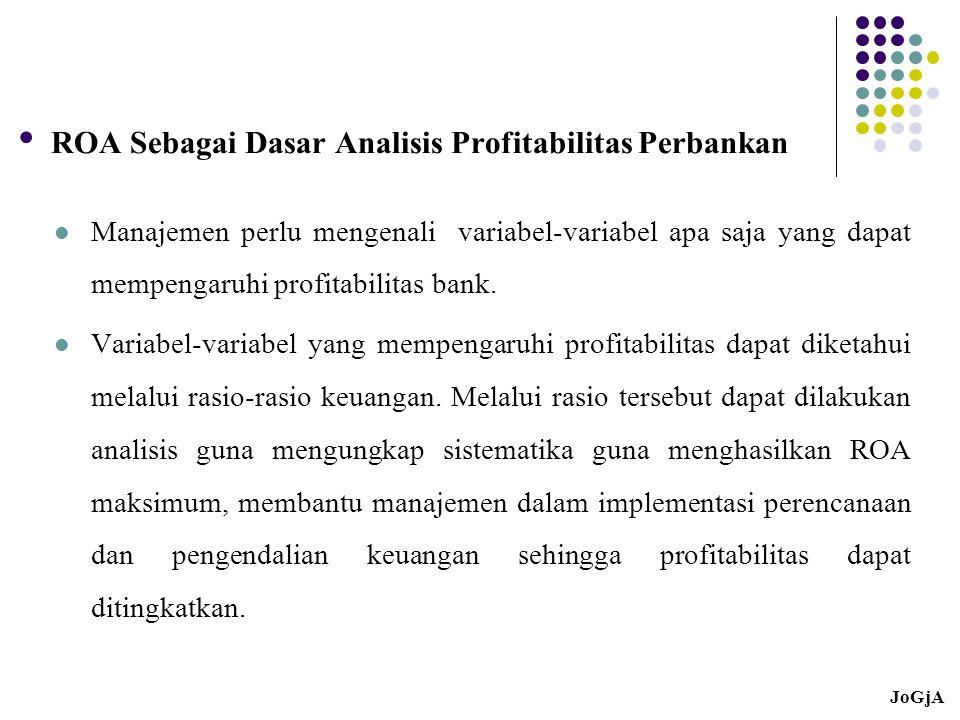 ROA Sebagai Dasar Analisis Profitabilitas Perbankan