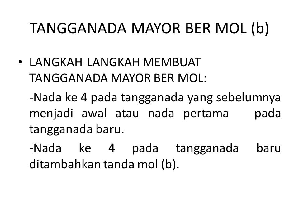 TANGGANADA MAYOR BER MOL (b)