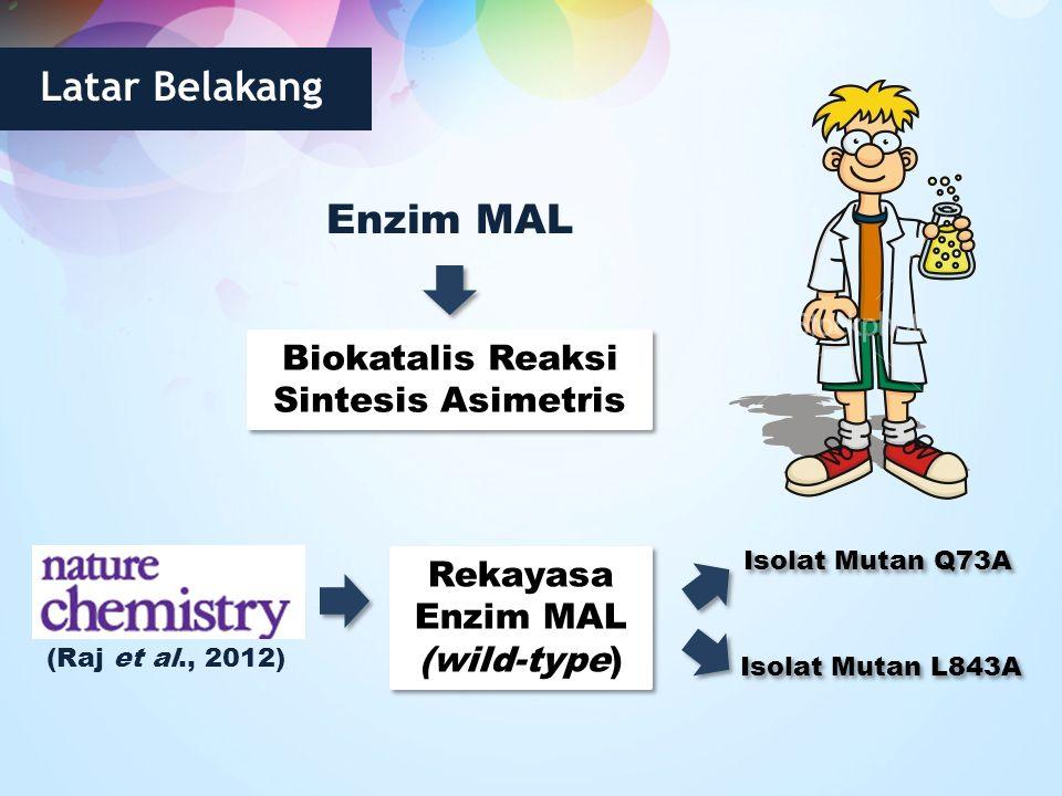 Biokatalis Reaksi Sintesis Asimetris
