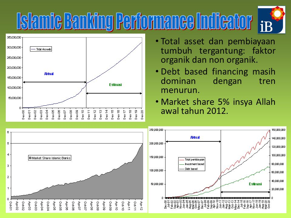 Islamic Banking Performance Indicator