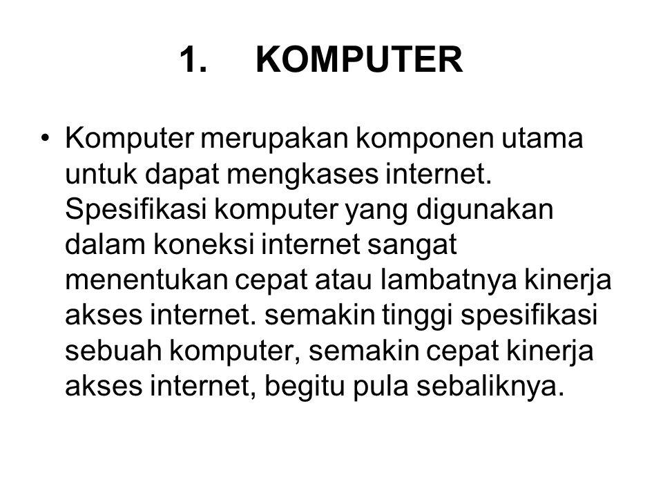 1. KOMPUTER