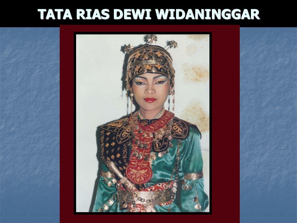 TATA RIAS DEWI WIDANINGGAR