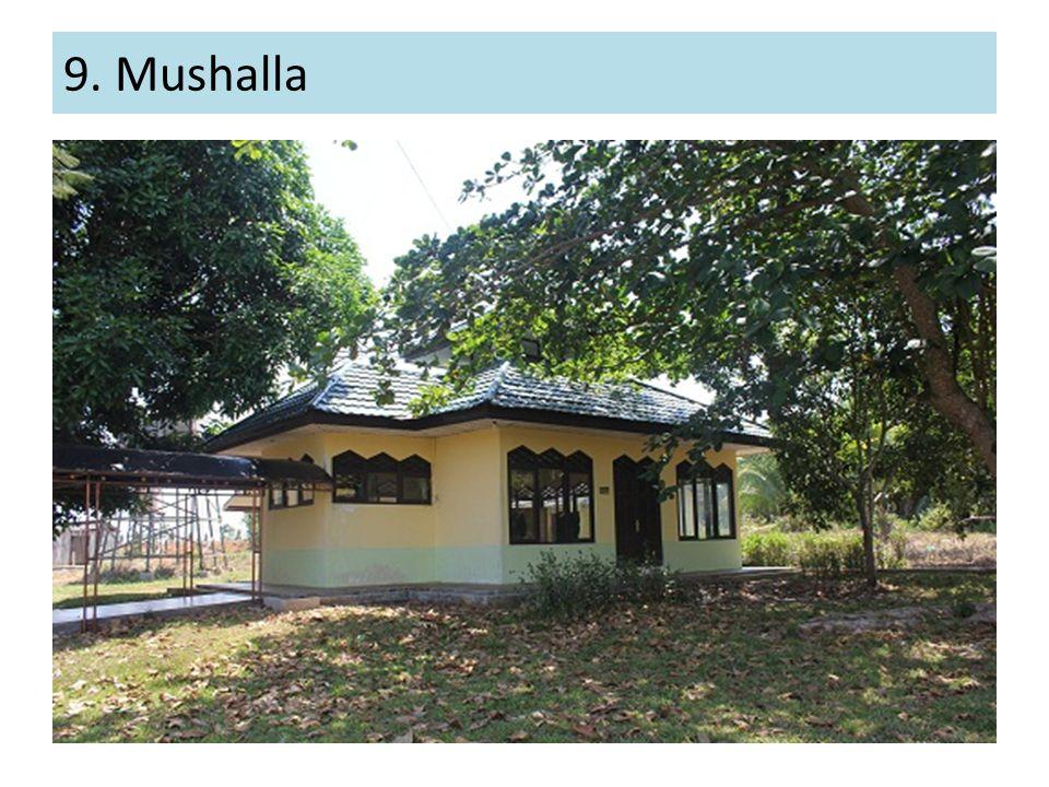 9. Mushalla