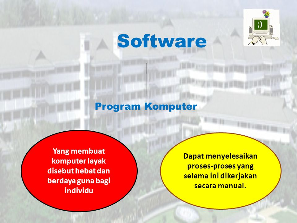 Software Program Komputer