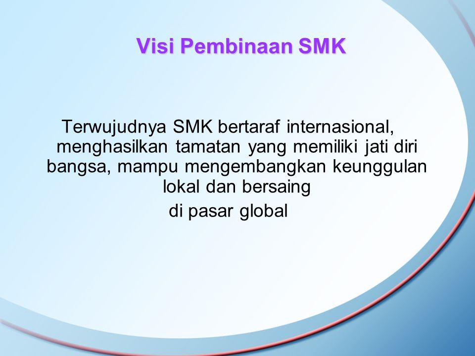 Visi Pembinaan SMK