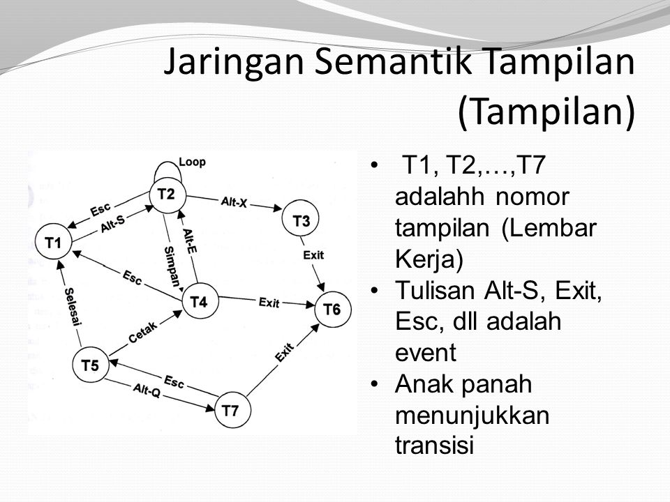 Jaringan Semantik Tampilan (Tampilan)