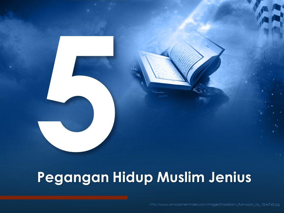Pegangan Hidup Muslim Jenius