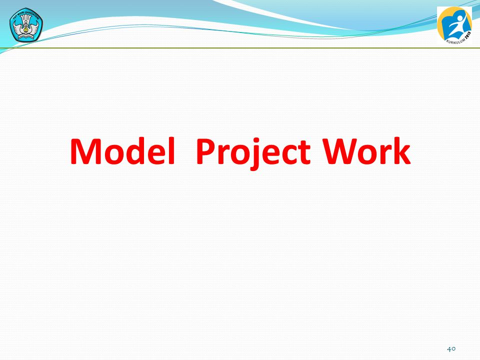 Model Project Work