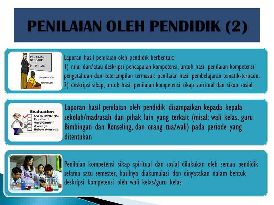 PENILAIAN OLEH PENDIDIK (2)