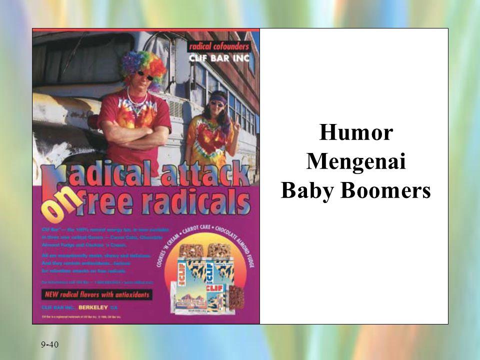 Humor Mengenai Baby Boomers