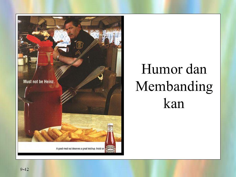 Humor dan Membandingkan