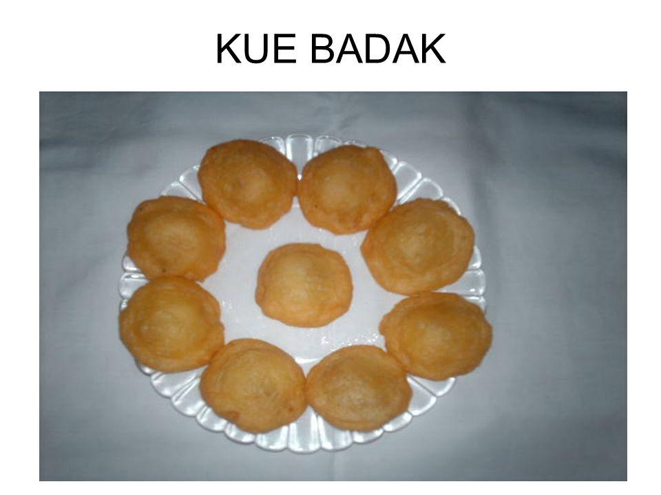 KUE BADAK