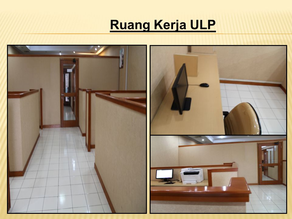 Ruang Kerja ULP