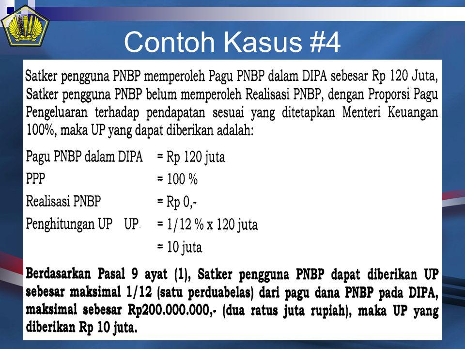 Contoh Kasus #4