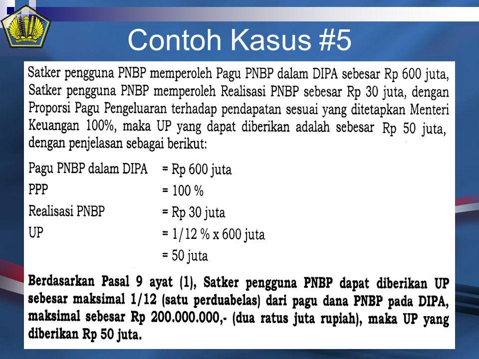 Contoh Kasus #5