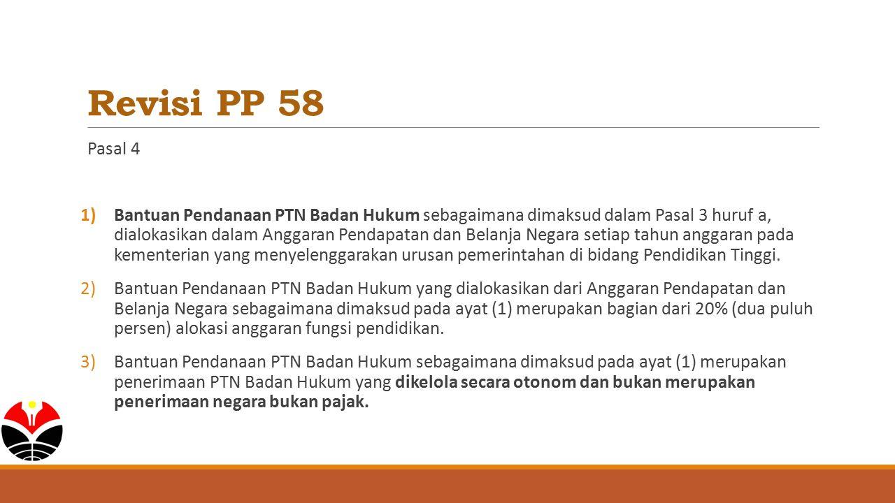 Revisi PP 58 Pasal 4.