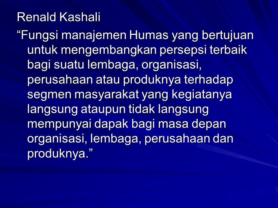Renald Kashali