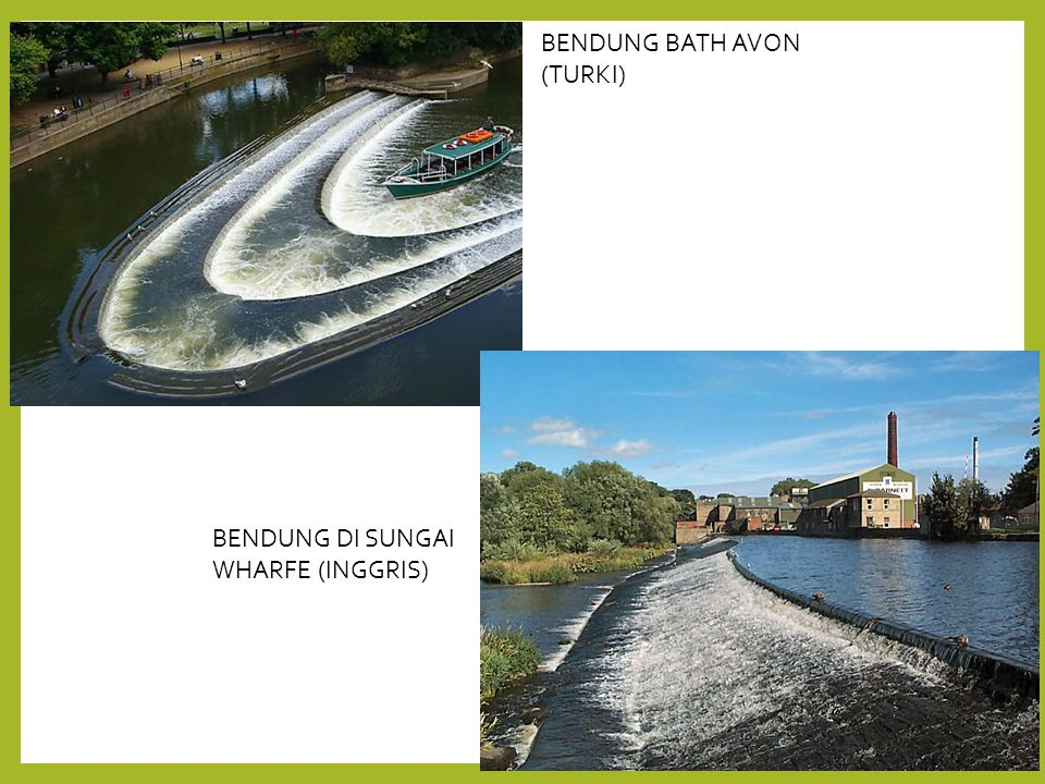 BENDUNG BATH AVON (TURKI)