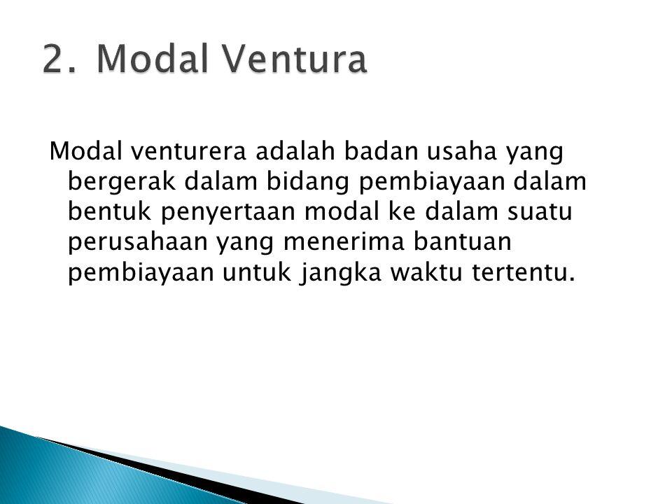 2. Modal Ventura