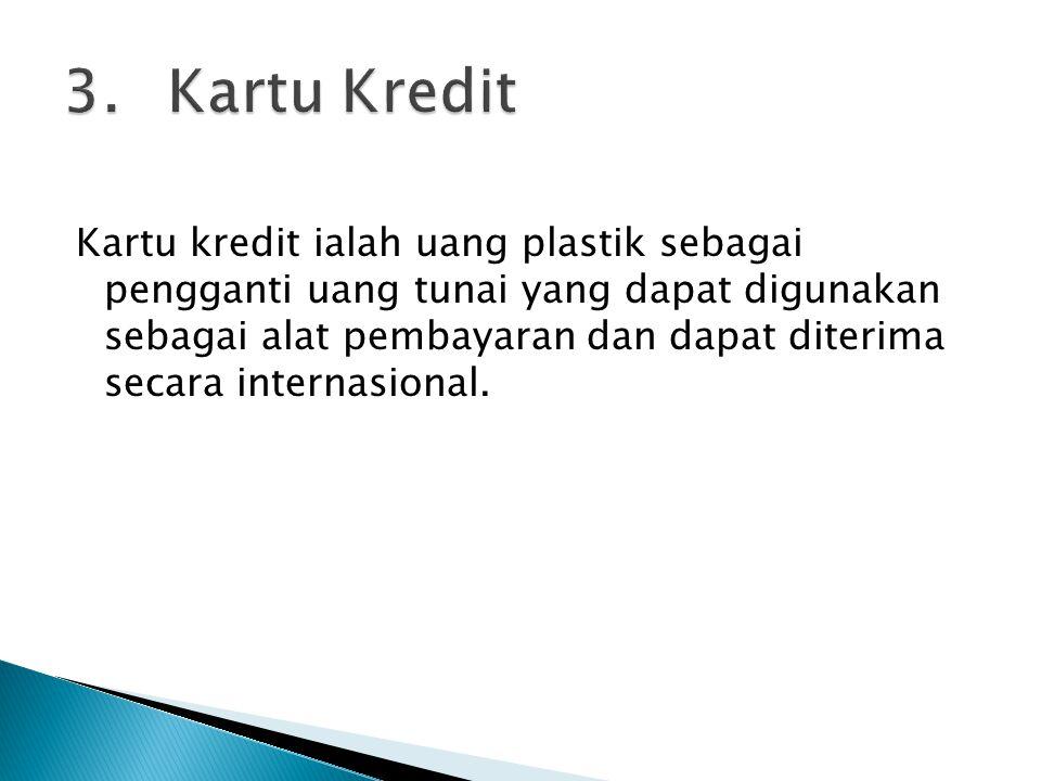3. Kartu Kredit