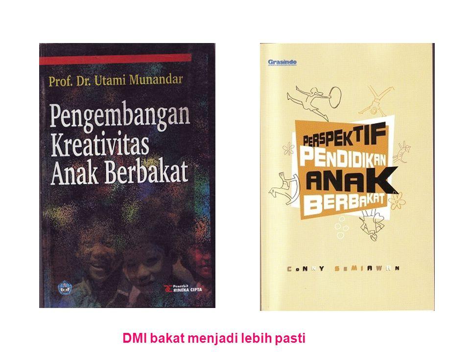 DMI bakat menjadi lebih pasti