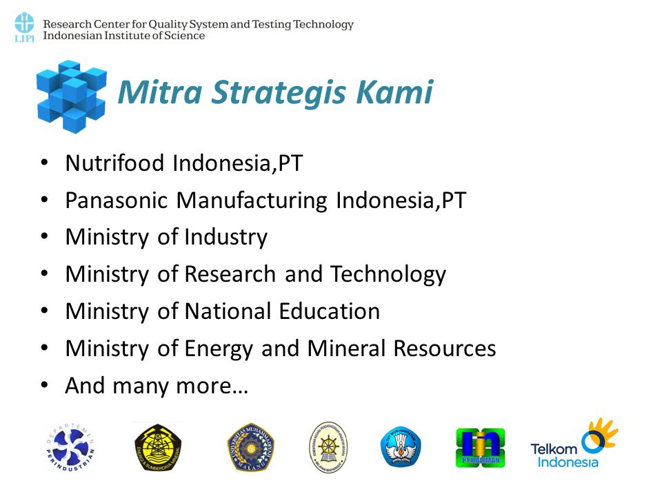 Mitra Strategis Kami Nutrifood Indonesia,PT
