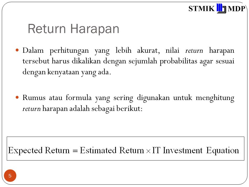 Return Harapan