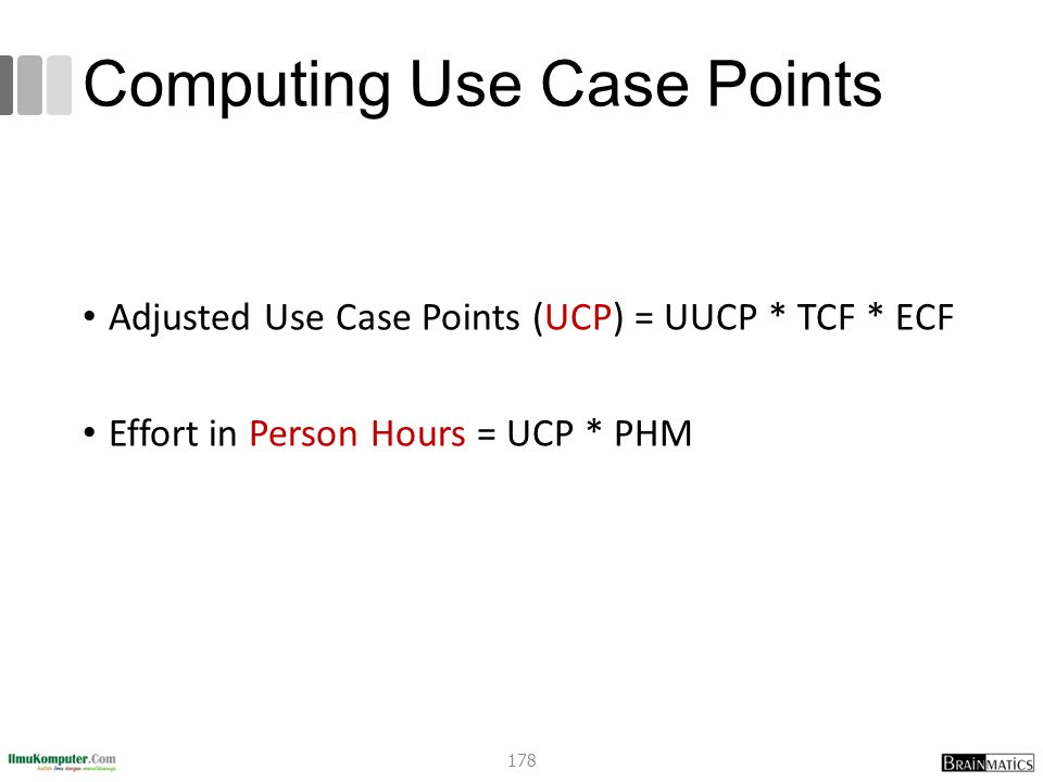 Computing Use Case Points