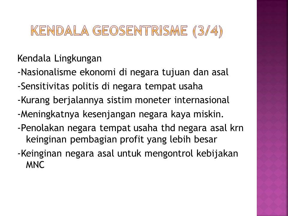 Kendala Geosentrisme (3/4)