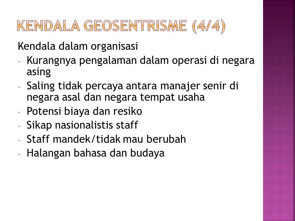 Kendala Geosentrisme (4/4)