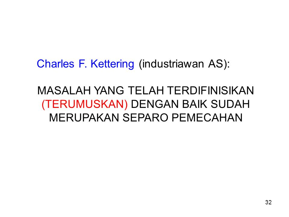 Charles F. Kettering (industriawan AS):
