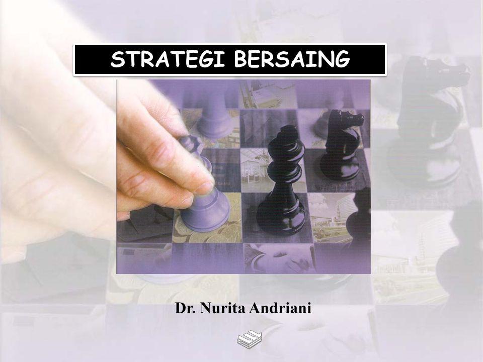 STRATEGI BERSAING Dr. Nurita Andriani