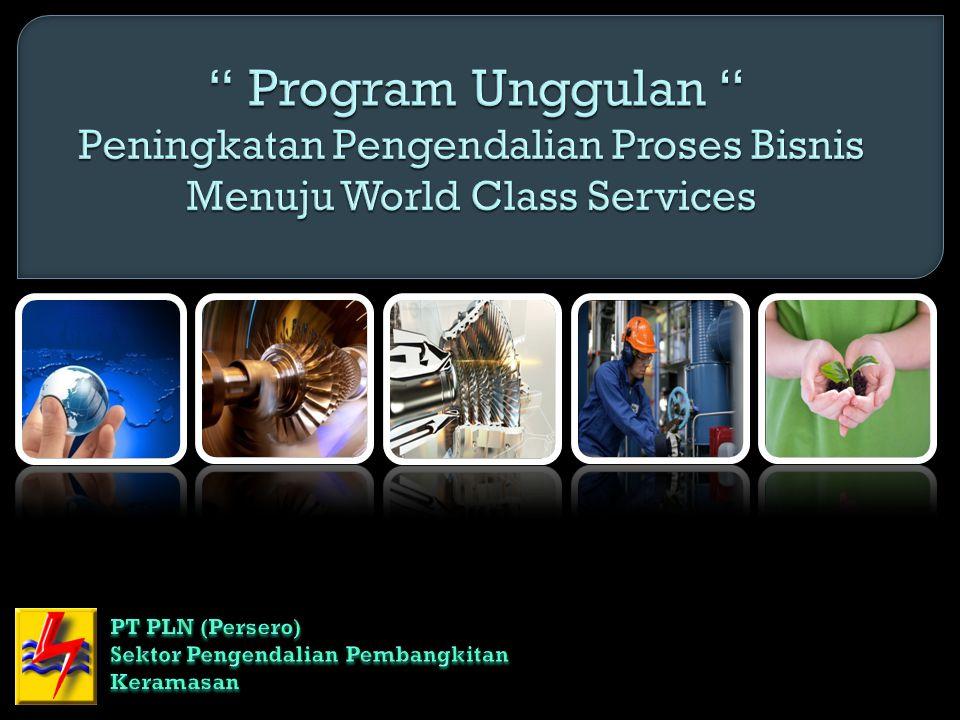 PT PLN (Persero) Sektor Pengendalian Pembangkitan Keramasan