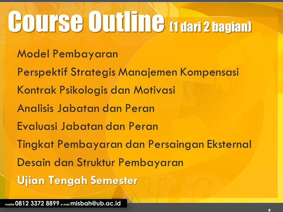 Course Outline (1 dari 2 bagian)