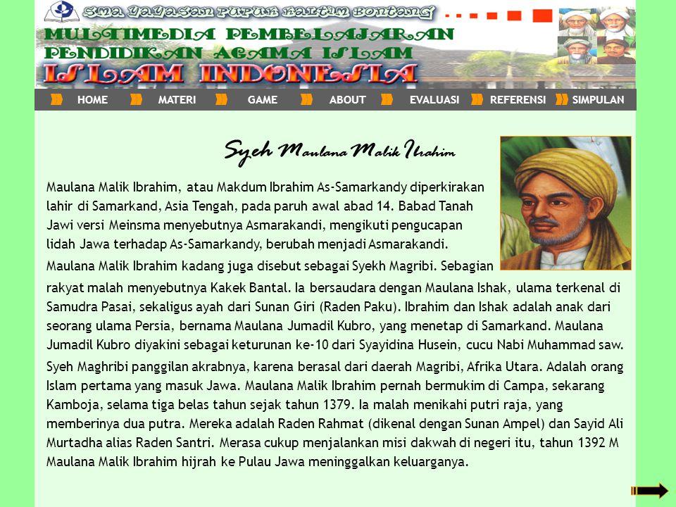Syeh Maulana Malik Ibrahim
