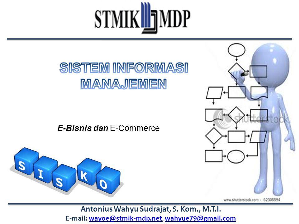 E-Bisnis dan E-Commerce