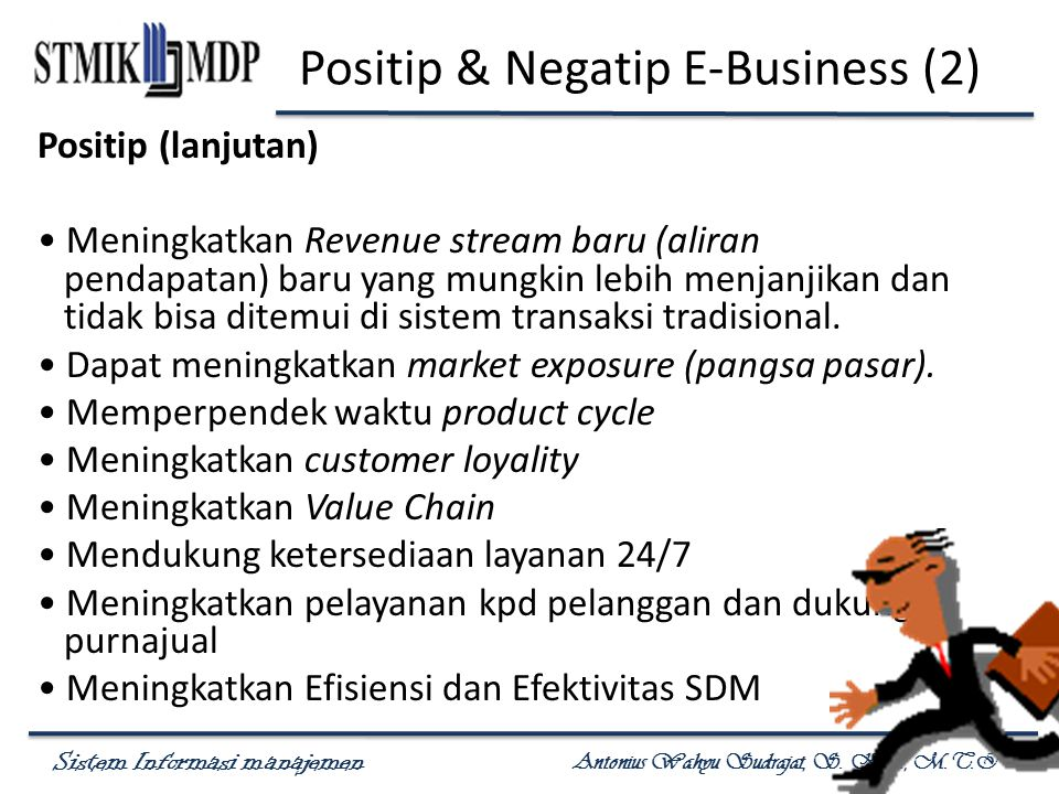 Positip & Negatip E-Business (2)