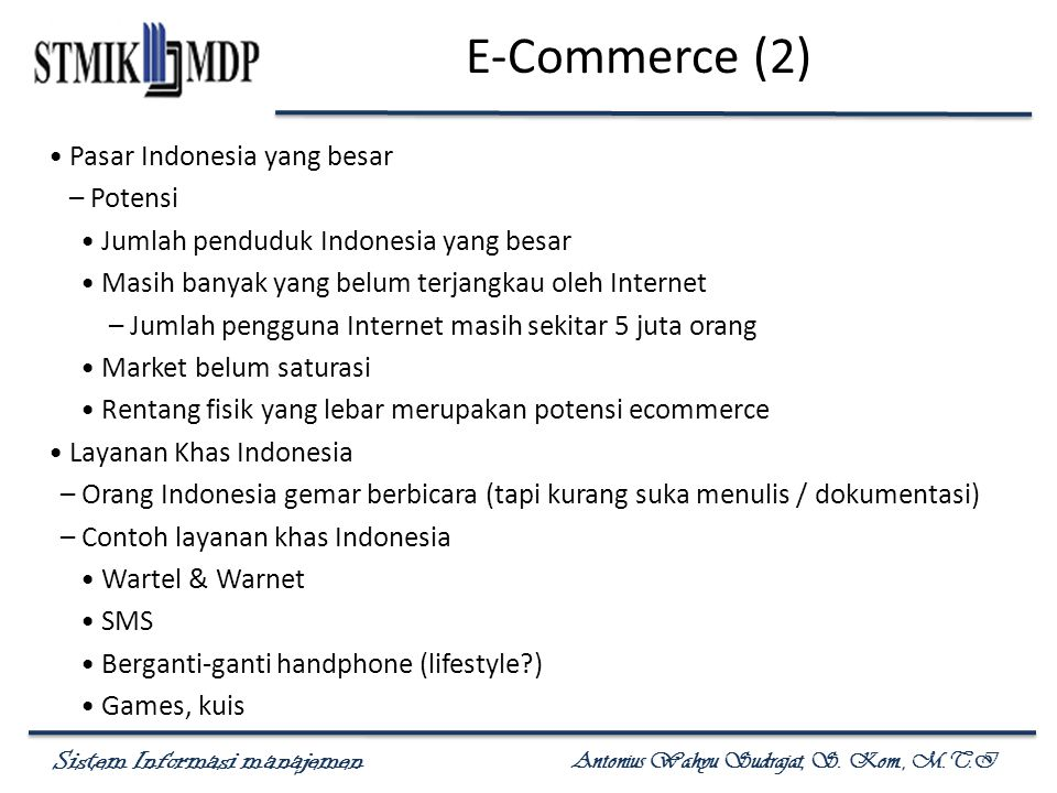 E-Commerce (2)