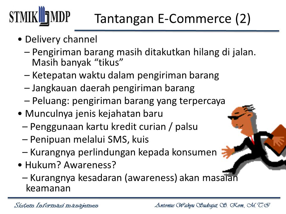 Tantangan E-Commerce (2)