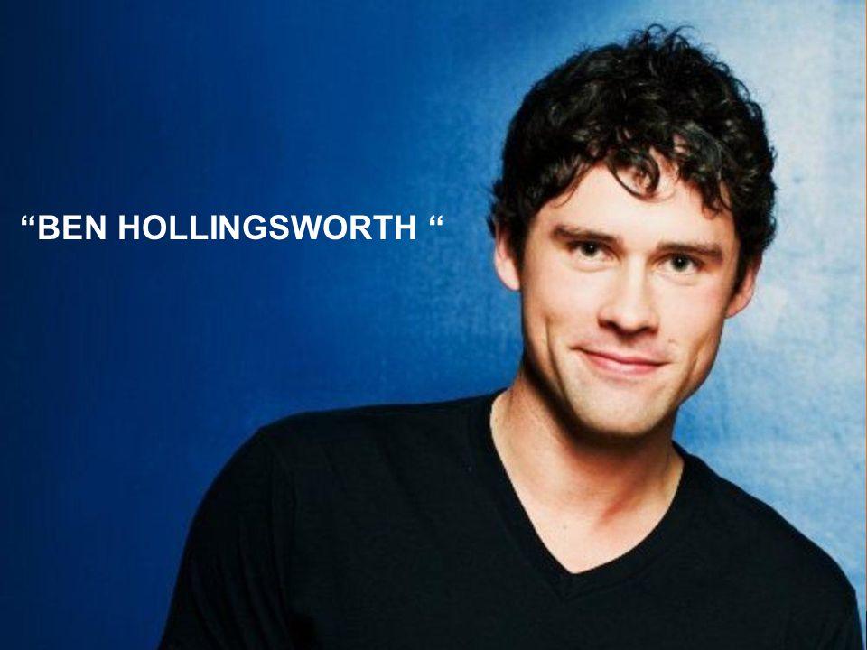 BEN HOLLINGSWORTH