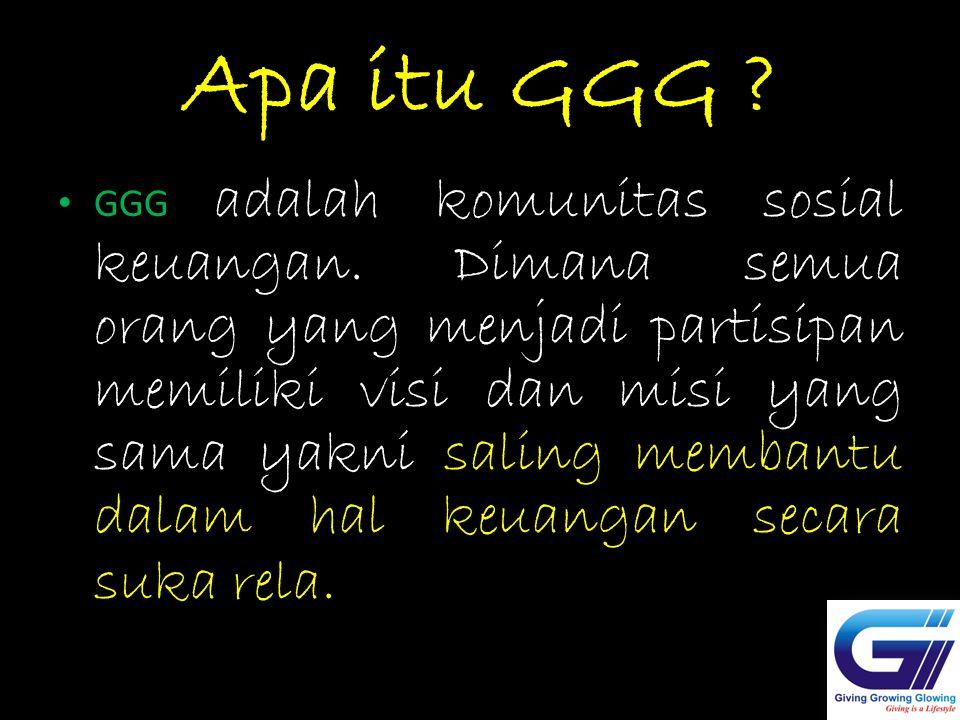 Apa itu GGG