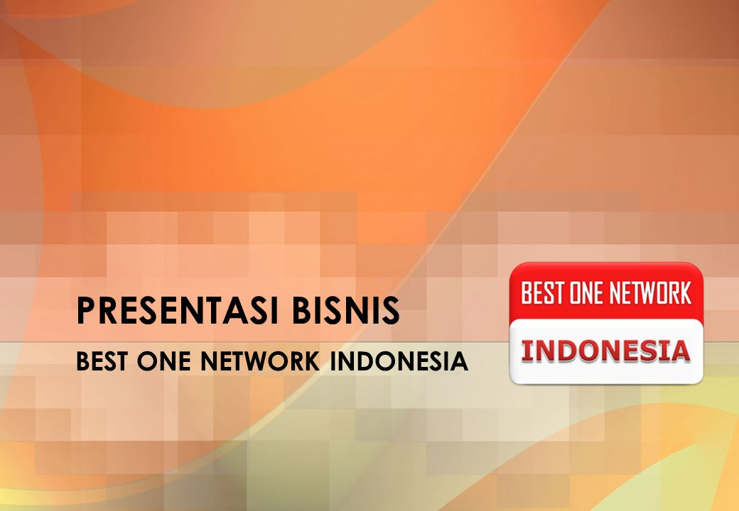 BEST ONE NETWORK INDONESIA