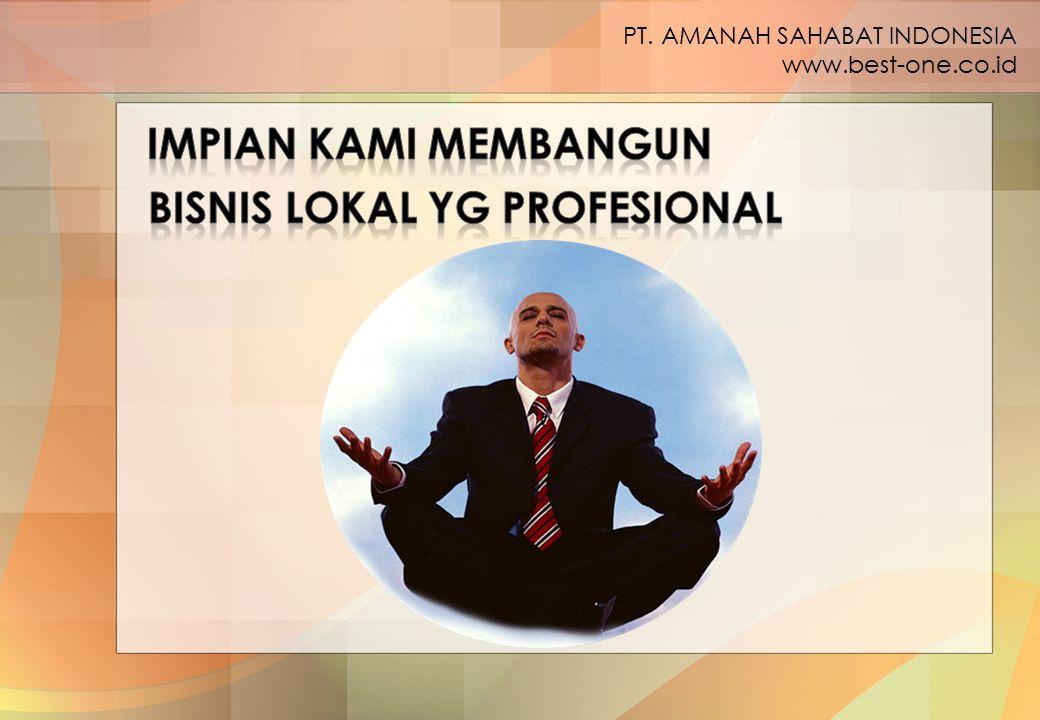Bisnis Lokal Yg Profesional