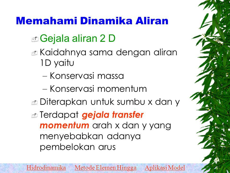 Memahami Dinamika Aliran